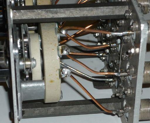 commutateurs antennes télécommande