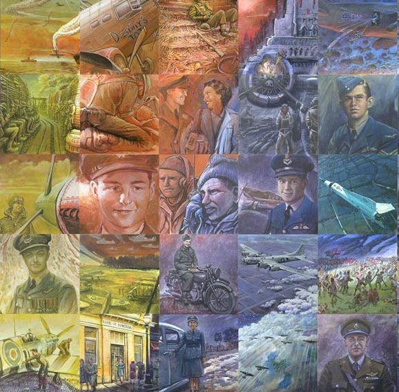 Mosaic ao journal p305 1 for Cochrane mural mosaic